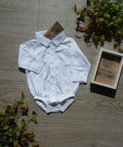 camisa para batizado